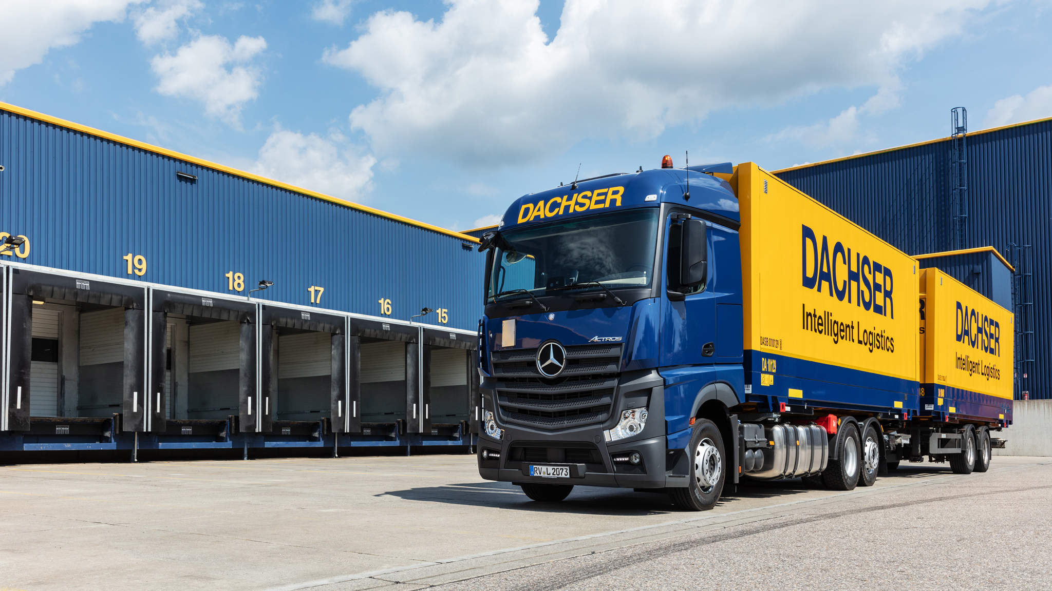 DACHSER pursues sustainable growth